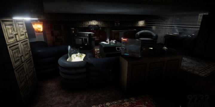 デッカードの部屋
