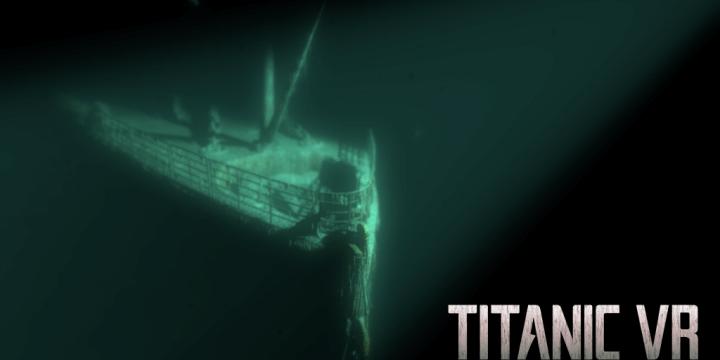 タイタニックVR