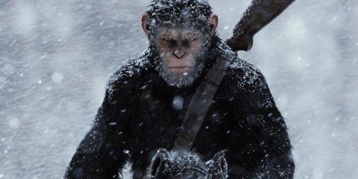 猿の惑星大戦記