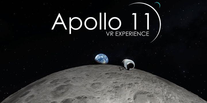 アポロ11号VR