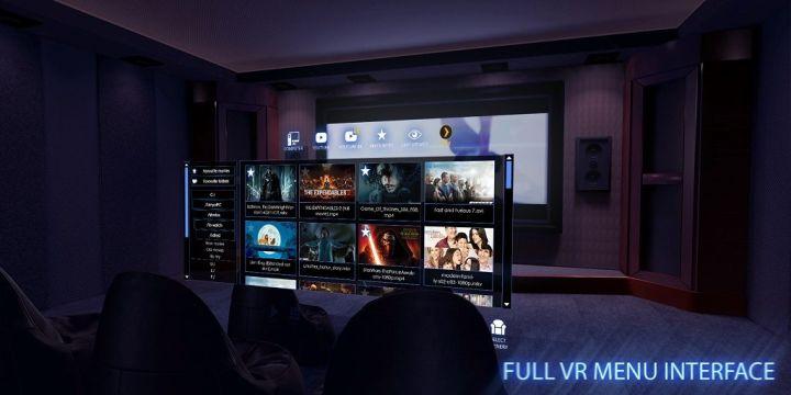 VR映画館