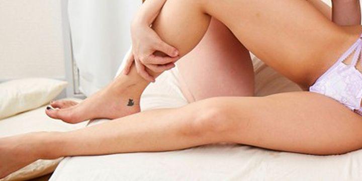 足首のワンポイント